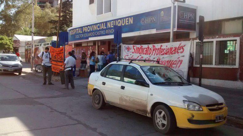 Siprosapune rechazó la oferta salarial y espera una propuesta superadora por parte del gobierno.
