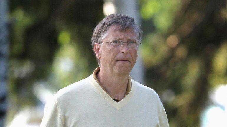 Bill Gates es poseedor de la mayor fortuna del mundo: 75.000 millones de dólares.