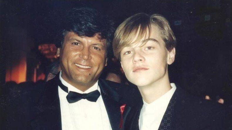 Carlín se tomó una foto junto al actor estadounidense sin saber quién era.