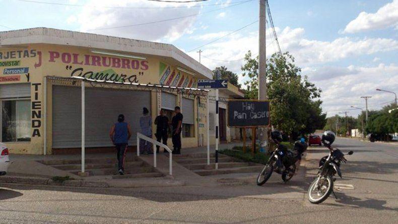 Los primeros clientes de la tarde le robaron mil pesos