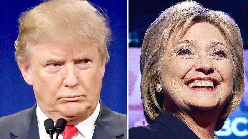 Donald Trump tiene la candidatura republicana casi en el bolsillo.
