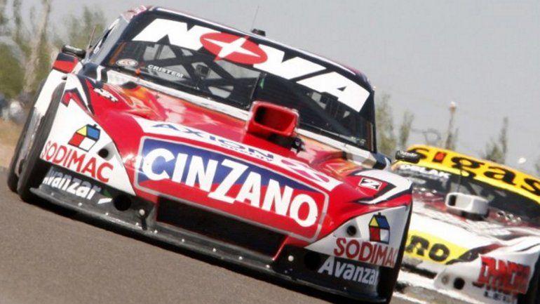 Matías Rossi aprovechó el momento justo de la pista para marcar el ritmo en el primer día.