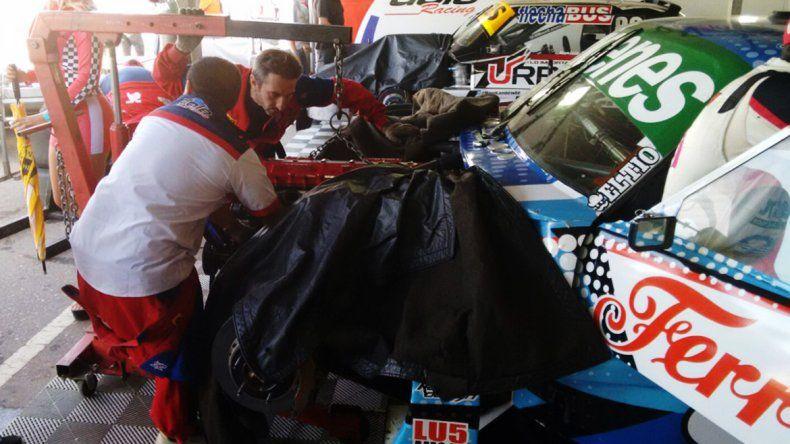 Camilo abandonó y Manu salió 10º en la segunda fecha del TC