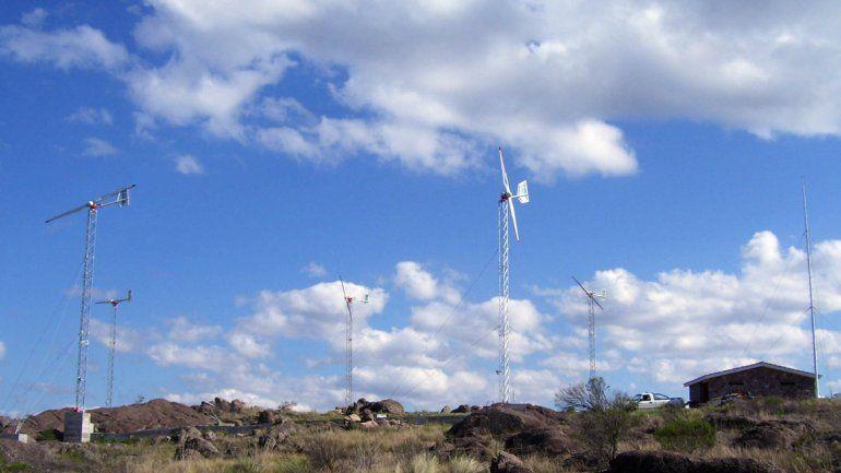Buscan atraer inversores para explotar la energía eólica en Neuquén