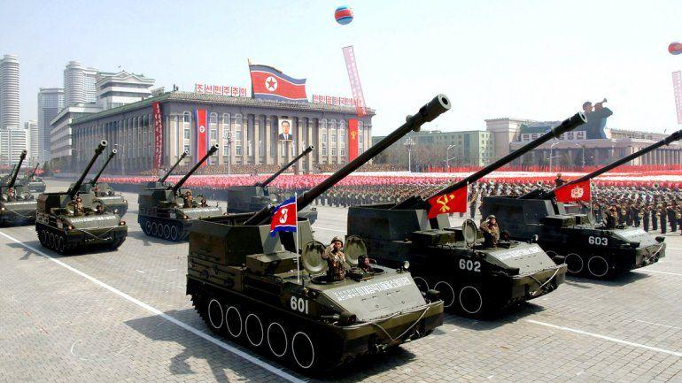 Norcorea dijo que ejecutará actos preventivos pero sin piedad.