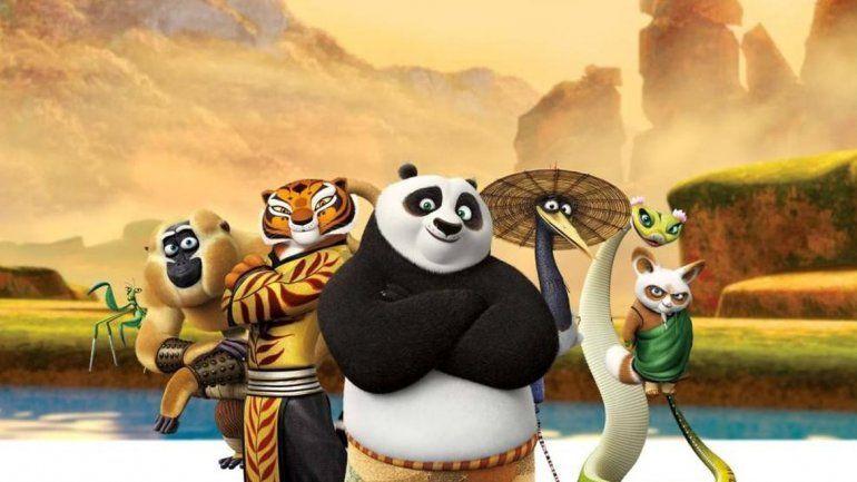 Los compañeros del divertido panda vuelven para sumarse a sus aventuras.