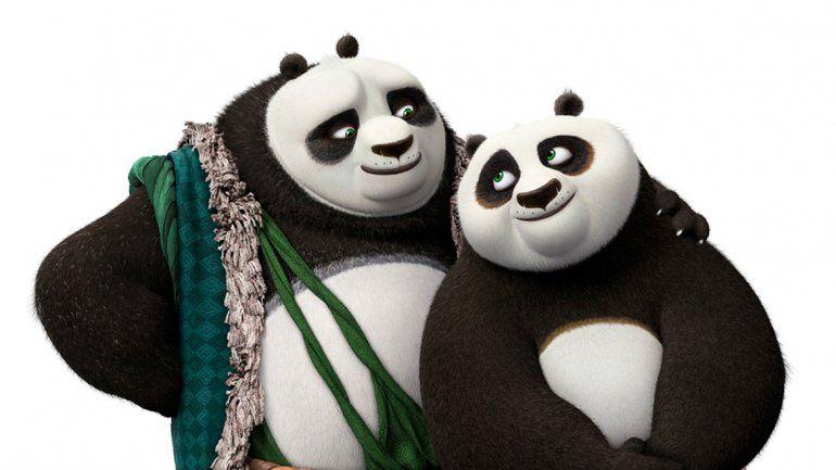 Arrancó la venta anticipada de entradas para Kung Fu Panda 3.