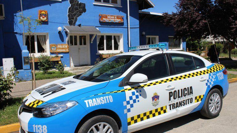 En la Comisaría 28º se hicieron las denuncias de los distintos robos.