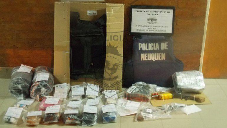 Desbaratan banda narco que proveía cocaína a petroleros