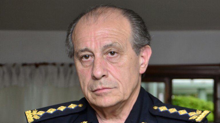 Renunció el jefe de la Policía Federal, nombrado por Cristina