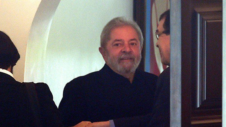 Pidieron el arresto preventivo del ex presidente Lula Da Silva