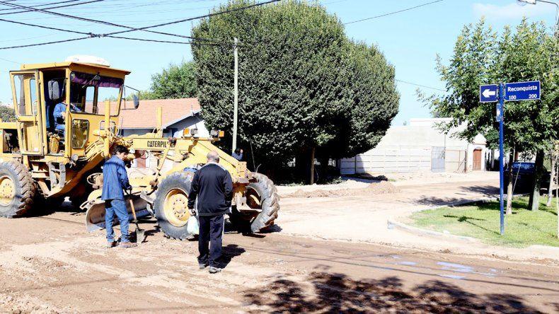 El objetivo que se propuso el intendente Horacio Quiroga fue que en los 3 años y 10 meses de lo que le resta de su gestión