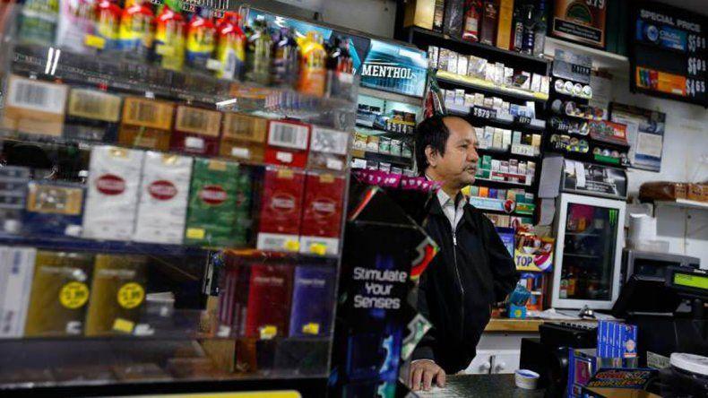 Por los aumentos, las ventas de cigarrillos cayeron un 44,3% en mayo