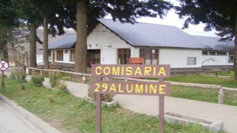 Los efectivos de la Comisaría 29 estuvieron a cargo de las detenciones.