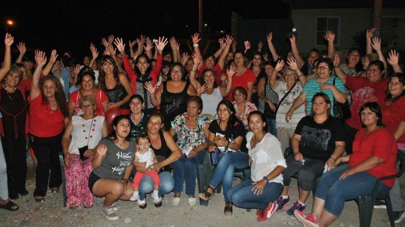 Fin de semana de festejos para la mujer en el oeste de la ciudad