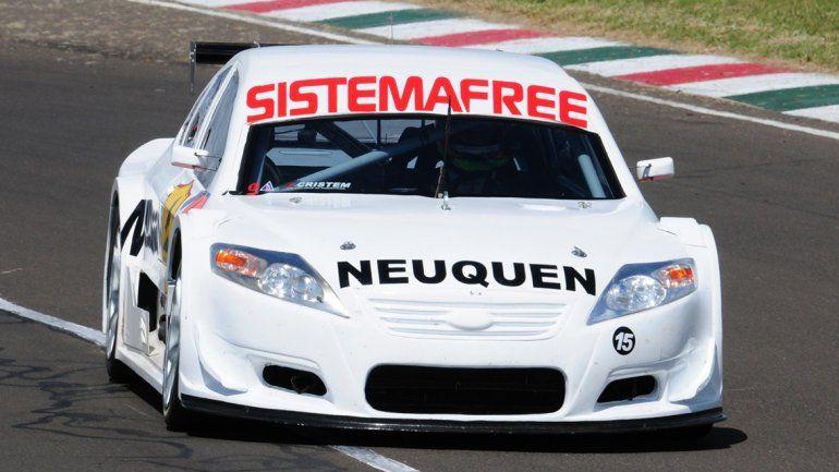 Camilo Echevarría debuta hoy en el Top Race V6.
