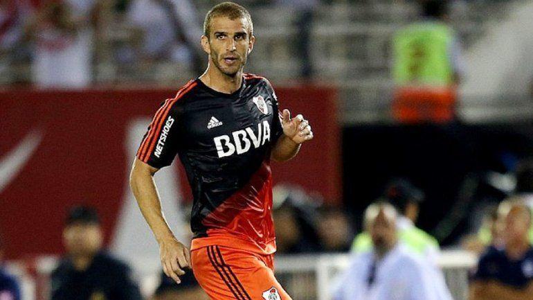 El uruguayo Iván Alonso estará en la delantera millonaria esta noche.