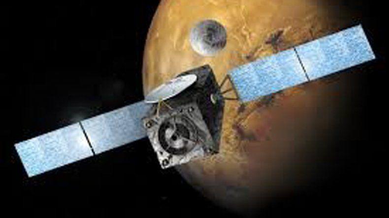La misión ExoMars 2016 llegaría a Marte en octubre.