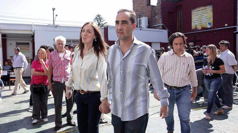 Tras 20 años en pareja, se separó María Eugenia Vidal