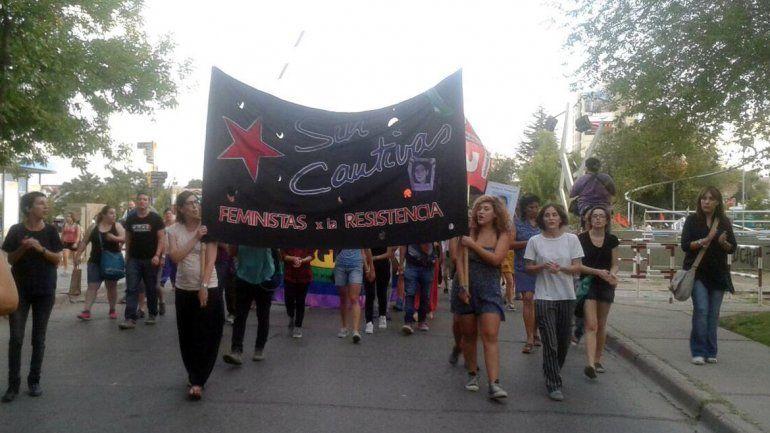 Marchan por las calles de Neuquén a 11 años de la desaparición de Florencia Penacchi