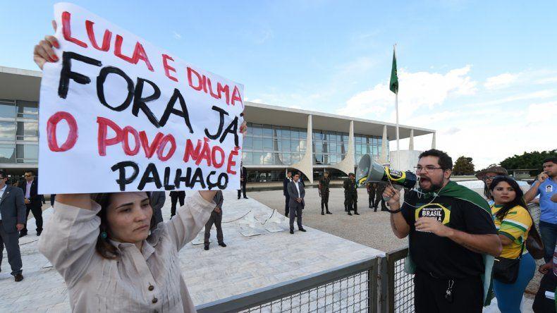 Audio compromete a Dilma por la designación de Lula
