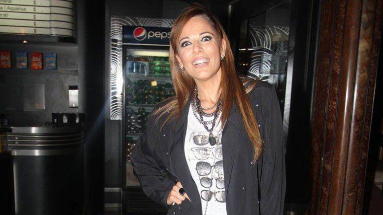 Iliana Calabró habló sobre la relación con su ex