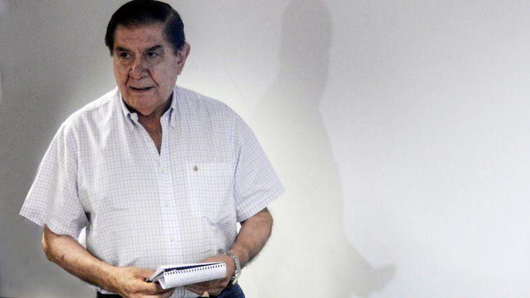 Guillermo Pereyra dijo que Jesús Grande es una persona que tiene inclinaciones nazis.