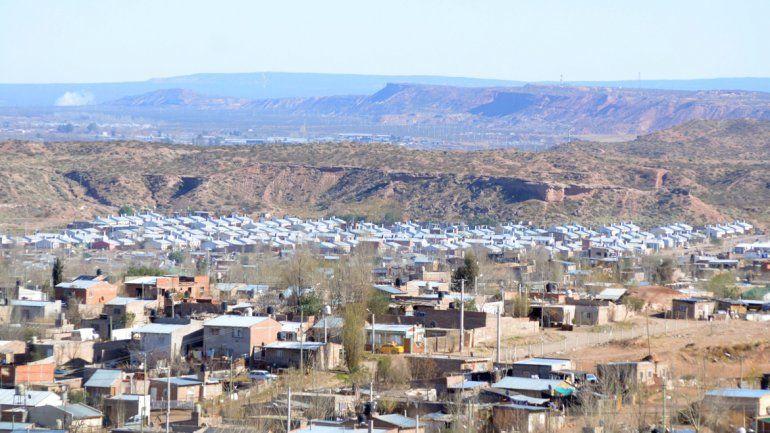Llegó la regularización de las tierras al sector Toma Norte II.