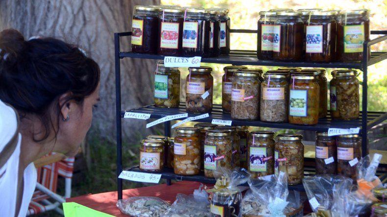 Invasión de aromas y sabores en la EPEA 2 de Plottier