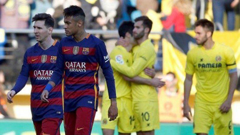 El Barcelona ganaba 2-0