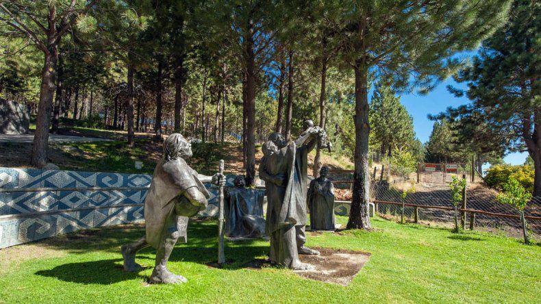 San Martín de los Andes se prepara para Semana Santa