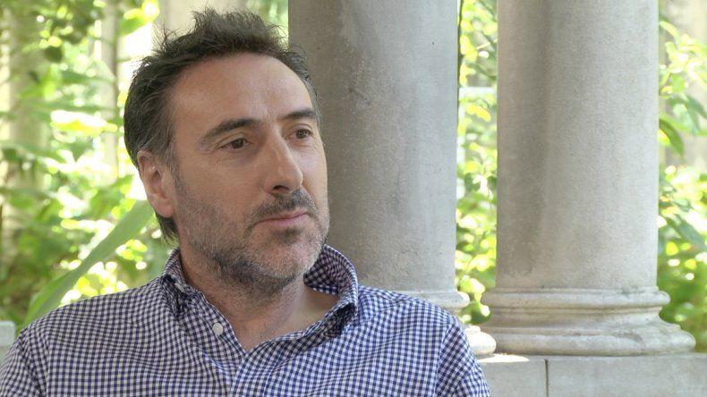Villalonga es el ex líder de Greenpeace en Argentina y actual diputado nacional por Cambiemos.