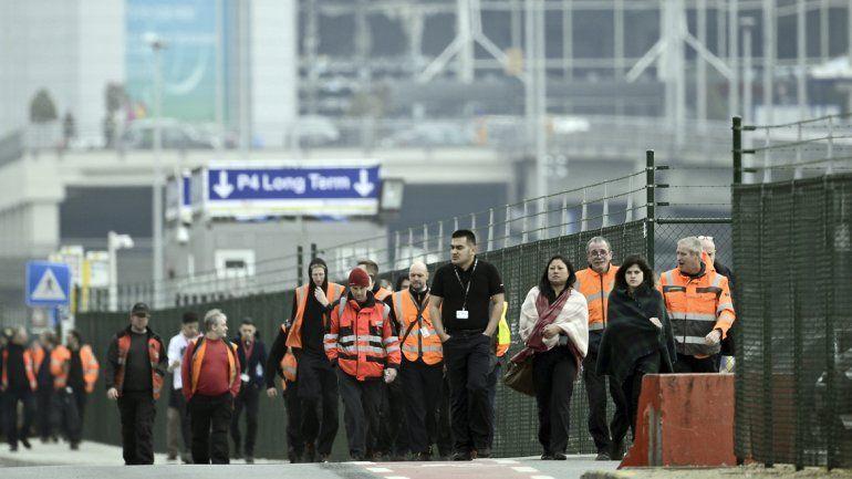 Uno de los atentados se registró en el aeropuerto