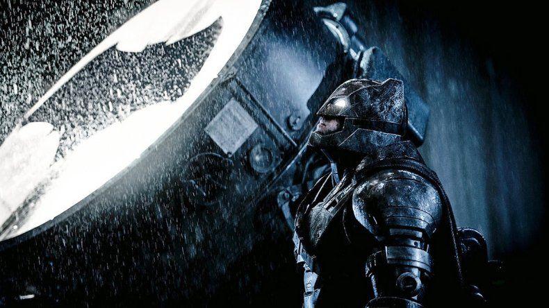 Affleck quiere conquistar a los fans de Batman de todo el mundo con su interpretación.