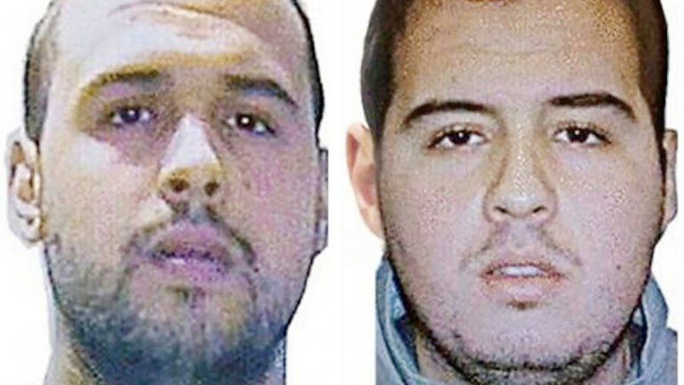 Ibrahim El Bakraui y Khalid El Bakraui