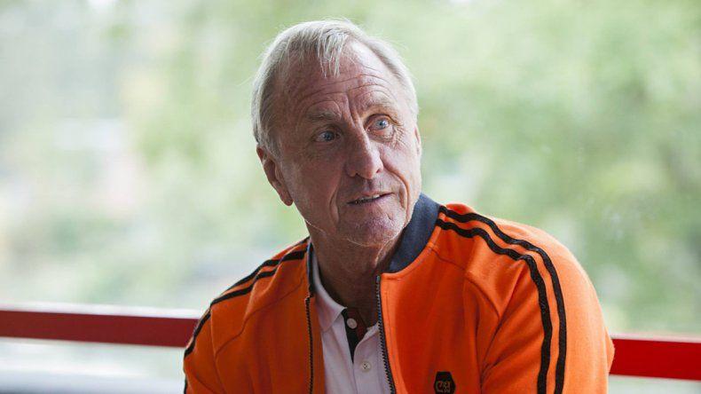 El fútbol de luto por la muerte de Johan Cruyff, uno de los mejores jugadores de la historia