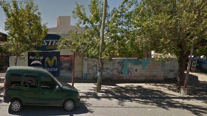 El local Mastercell está ubicado en calle San Martín 1.215.