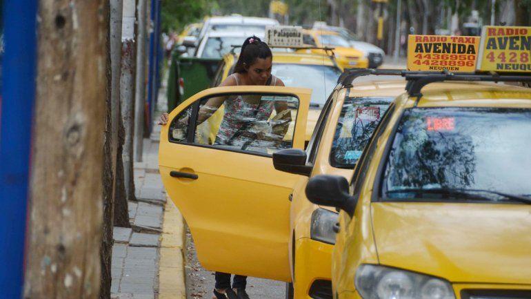 El taxi aumentará en los próximos días.