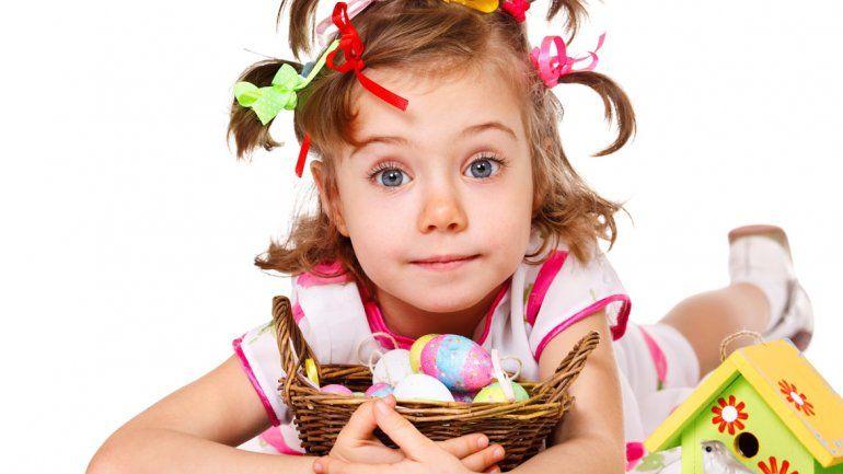 Ilusión. Los niños son los que más disfrutan esta fecha.