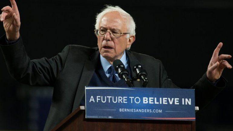 Sanders no se rinde: ganó la interna demócrata en Washington, Alaska y Hawai