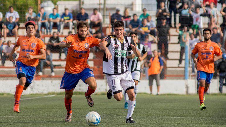 Cipo y Roca empataron sin goles en el clásico del Alto Valle
