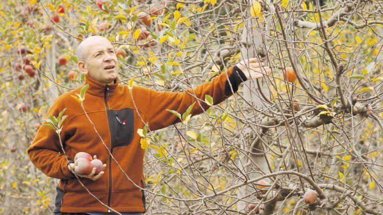 Mario Tondato tiene 51 años y desde muy joven comenzó a incursionar en el séptimo arte