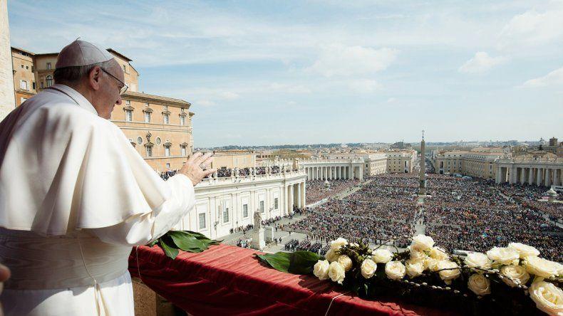 El Papa reclamó el  fin de la violencia