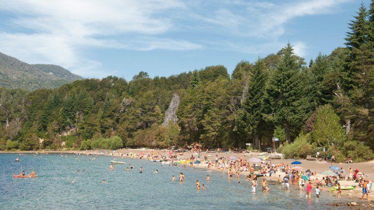 En Neuquén hubo 70% de ocupación durante el verano