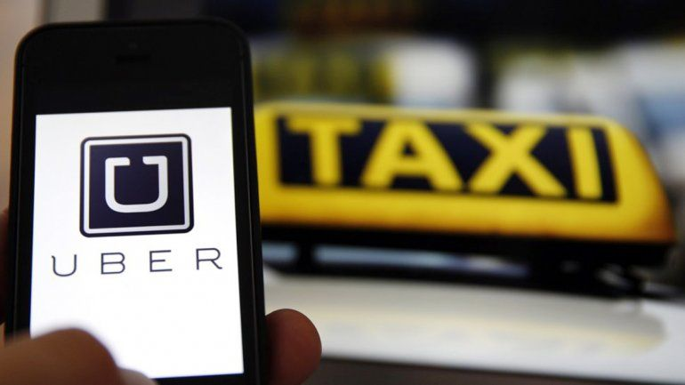 Los taxistas habían anticipado el rechazo al sistema Uber