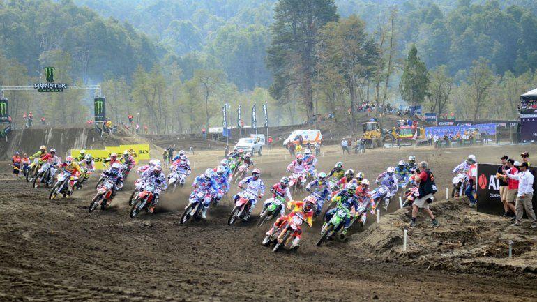 Los pilotos tendrán su show en la previa del Mundial de Motocross