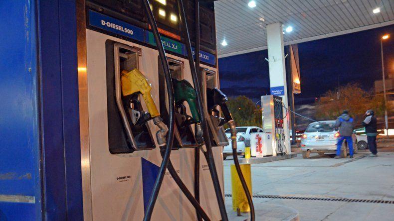 Aumentaron los combustibles por cuarta vez en el año: ahora la suba fue del 10 por ciento
