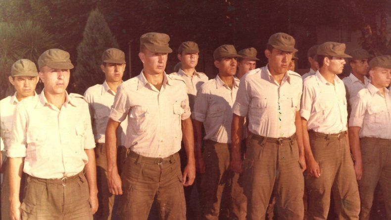 El ex combatiente Claudio Chapochnikoff revive esos días de angustia