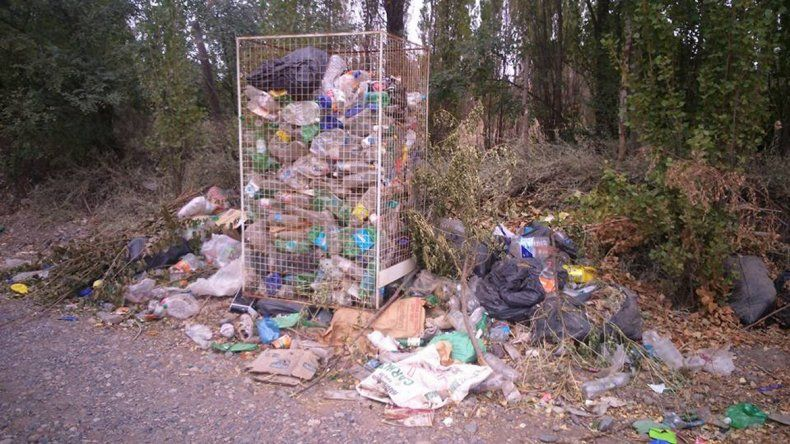 Una empresa suspendió el acopio de envases y lo hará la Municipalidad.