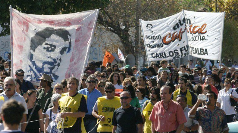 Los maestros volverán a reclamar justicia. Dirigentes neuquinos de ATEN marcharán en Buenos Aires.